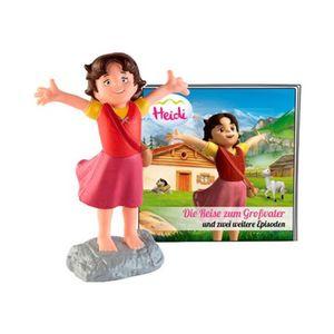 tonies   Tonie Hörfigur Heidi - Die Reise zum Großvater