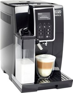 De´Longhi Kaffeevollautomat Dinamica ECAM 350.55.B, mit 4 Direktwahltasten