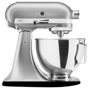 Kitchenaid Küchenmaschine 5KSM95PSECU Contour Silver