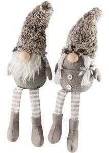 """Kantenhocker """"Louisa & Linus"""" (2-tlg. Set)"""