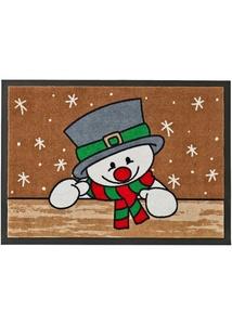 """Fußmatte """"Snowman"""""""