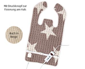 CURAmed Rücken-/Nackenheizkissen