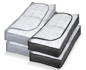EASY HOME®  Unterbettkommoden, 2 Stück