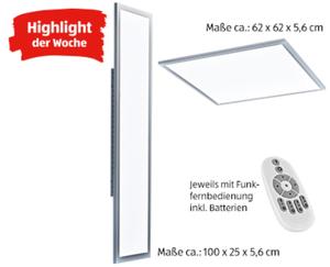 casalux LED-Wand- und Deckenleuchte