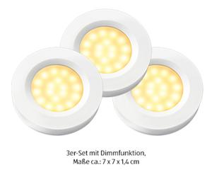 casalux LED-Möbel-Unterbauleuchte
