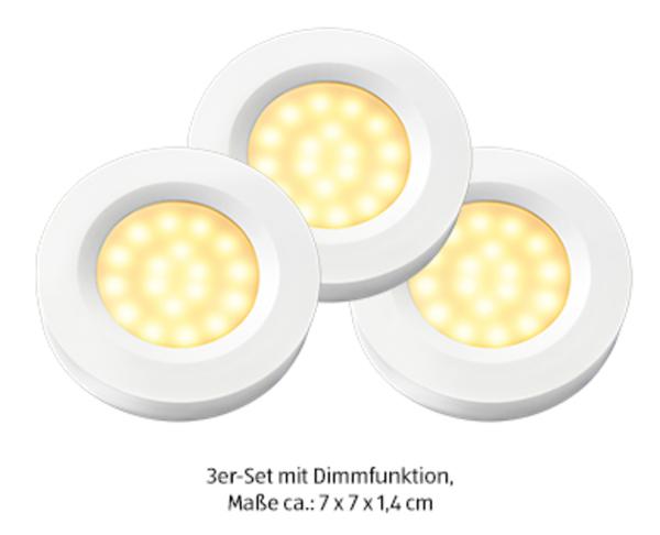 Casalux LED Mobel Unterbauleuchte Aldi Sud