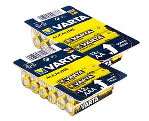Varta Markenbatterien