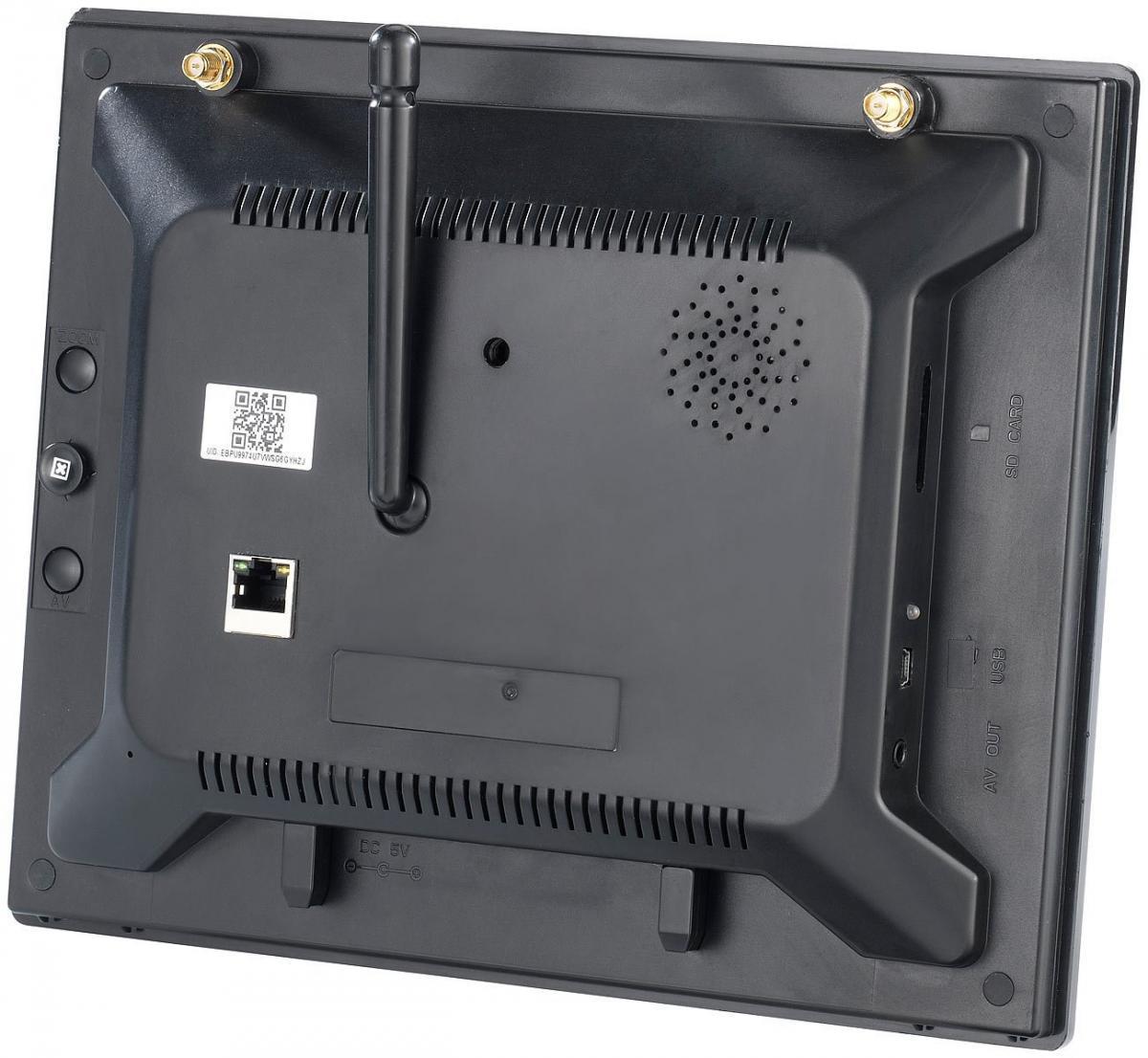 Bild 5 von VisorTech Überwachungsset Monitor + 1x Kamera