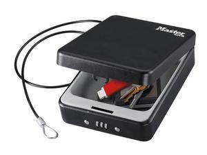 Master Lock Sicherheitskassette P005CEURBLKHRO