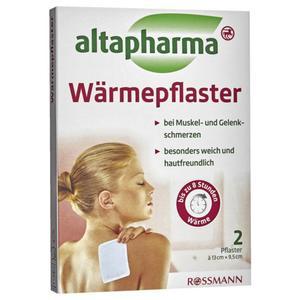 altapharma Wärmepflaster
