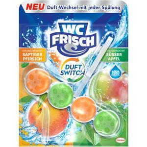WC FRISCH Duft Switch Saftiger Pfirsich & Grüner Apfel 3.98 EUR/100 g