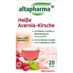 altapharma altapharma Heiße Acerola Kirsche 1.79 EUR/100 g