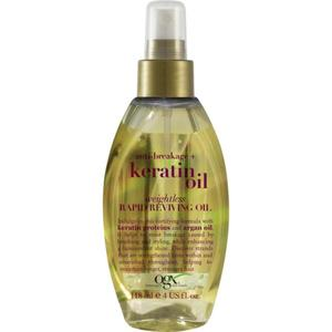 ogx Anti-breakage + Keratin Oil Weightless Rapid Reviv 5.92 EUR/100 ml