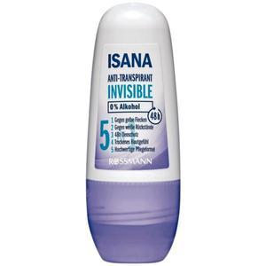 ISANA Anti-Transpirant Roll-on Invisible 1.10 EUR/100 ml