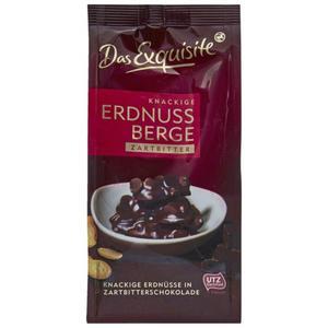 Das Exquisite Erdnussberge Zartbitter 0.79 EUR/100 g