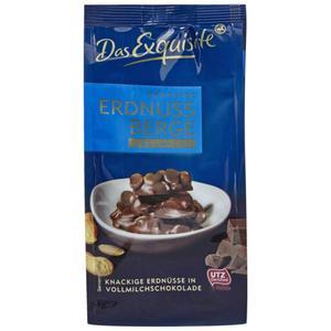 Das Exquisite Erdnussberge Vollmilch 0.79 EUR/100 g