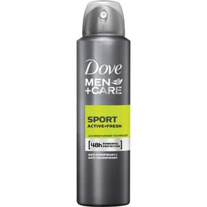 Dove Men+Care Anti-Transpirant Spray Sport 0.97 EUR/100 ml