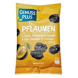 GENUSS PLUS Pflaumen 0.85 EUR/100 g
