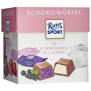 Ritter Sport Schokowürfel Joghurt 1.53 EUR/100 g