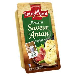 EntreMont Saveur d´Antan Raclette 50 % Fett i. Tr., jede 400-g-Packung