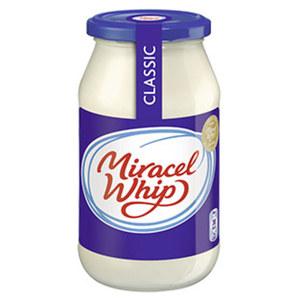 Miracel Whip oder Maggi Texicana Salsa versch. Sorten, jedes 500-ml-Glas/jede 500-ml-Flasche