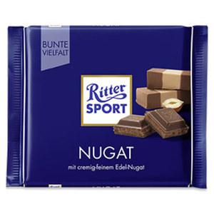 Ritter Sport Schokolade Bunte Vielfalt versch. Sorten, (ausgenommen Laktosefrei) jede 100-g-Tafel
