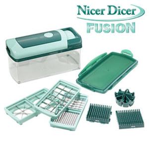 "Allesschneider ""Nicer Dicer Fusion"" - 10-teilig"