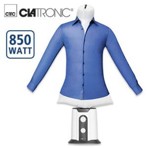 Hemden- & Blusenbügler HBB 3707 · Bügelpuppe für knitterfreie Hemden und Blusen · zeit- und energiesparend · 180-Minuten-Timer · 2 Temperaturstufen (kalt/warm)