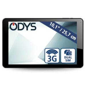 Tablet Falcon 10 plus 3G · Quad-Core-Prozessor (bis zu 1,3 GHz) · 2 Kameras · microSD™-Slot bis 32 GB · Android™ 7.0