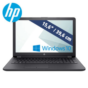 Notebook 15-bs526ng · Full-HD Display · Intel® Core™ i3-6006U (bis zu 2,0 GHz) · Intel® HD Grafikkarte · USB 2.0, USB 3.1