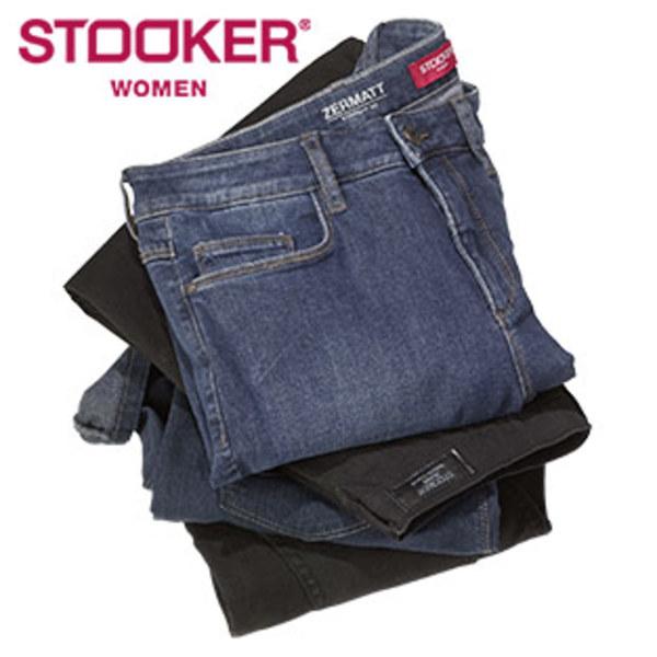 Damen-Jeans versch. Farben und Größen, ab