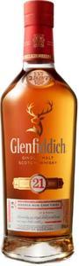 Glenfiddich 21 Jahre Rum Cask Finish 40% Vol. 0,7l