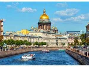 Russland - Flusskreuzfahrt ab St. Petersburg