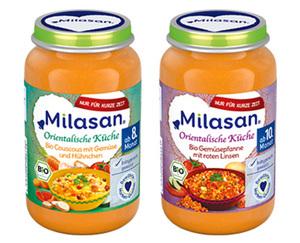 Milasan®  Orientalische Küche