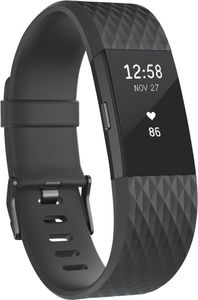 fitBit         Charge 2 Edition Large                     Black Gunmetal