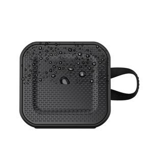 Skullcandy Barricade Mini Bluetooth Portable Speaker BLACK; S7PBW-J582