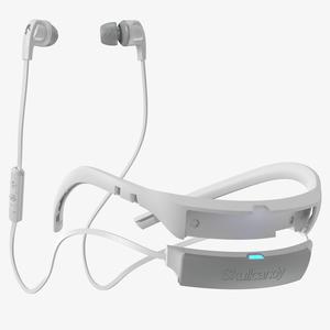 Skullcandy Smokin Bud 2 Wireless In-Ear WHITE/CHROME; S2PGHW-177