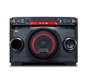 LG HiFi-Anlage OK45, 220 Watt, Bluetooth, Auto DJ, Auto Equalizer