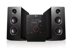 LG CM2760 Micro Anlage 160 Watt, Bluetooth, CD, USB, MP3