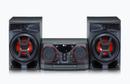 Bild 1 von LG CK43, Schwarz - HiFi Anlage (300W, CD/Radio/USB, Auto DJ, Bluetooth, LG TV)