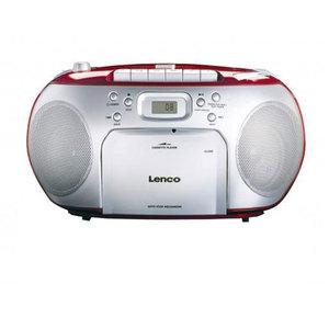 Lenco SCD-420 Rot