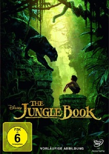 Disney The Jungle Book [DVD]