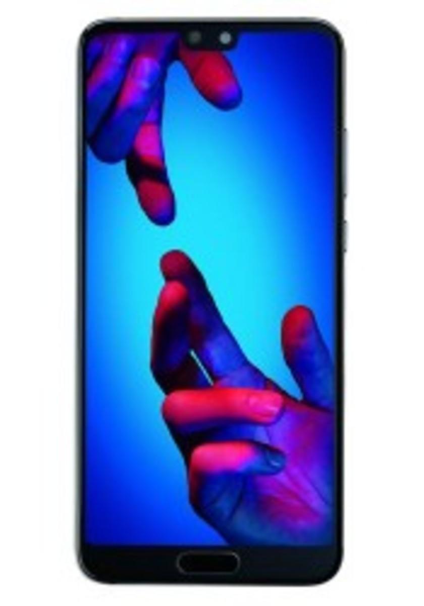 Bild 1 von Huawei P20 128 GB in schwarz - Dual SIM