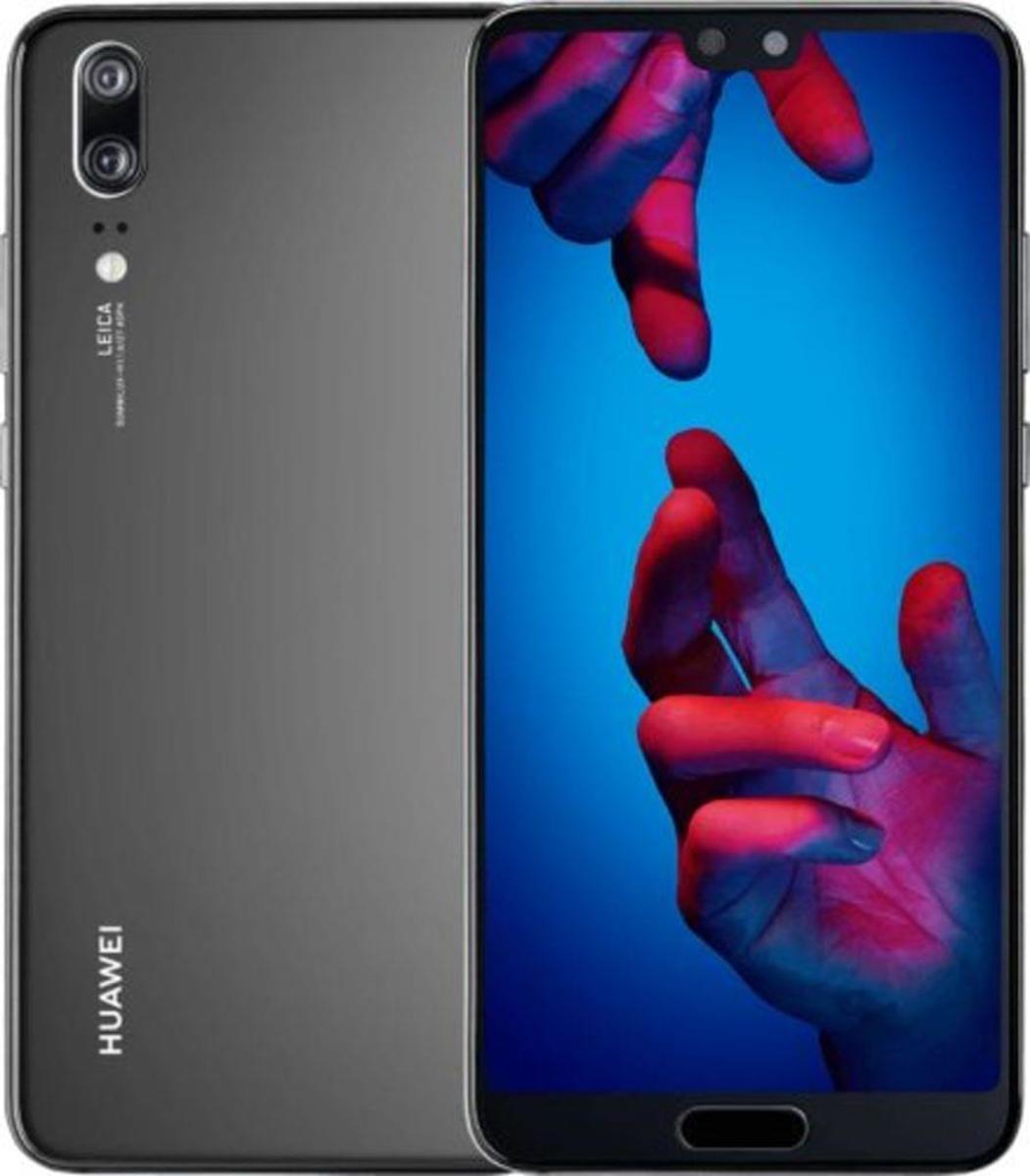 Bild 2 von Huawei P20 128 GB in schwarz - Dual SIM