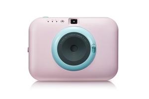 LG Pocket Photo Snap Sofortbildkamera, rosa