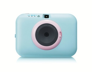 LG Pocket Photo Snap Sofortbildkamera, blau