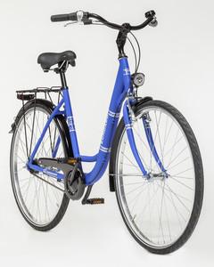 Zündapp Red 4.0 Alu City Fahrrad, 28er, Damen