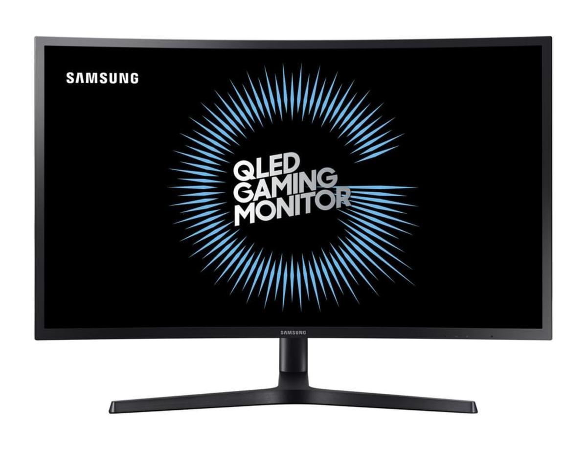 Bild 2 von Samsung C27HG70 Curved Monitor LED 68,6cm (27