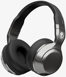 Skullcandy Headset HESH 2 OVER-EAR WIRELESS SILVER/BLACK; S6HBHY-516