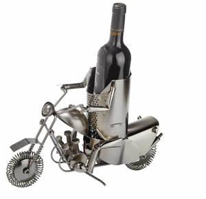 Flaschenhalter Motorradfahrer